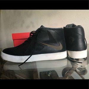 Nike Lebron X NSW Lifestyle Black/Red Men's 10